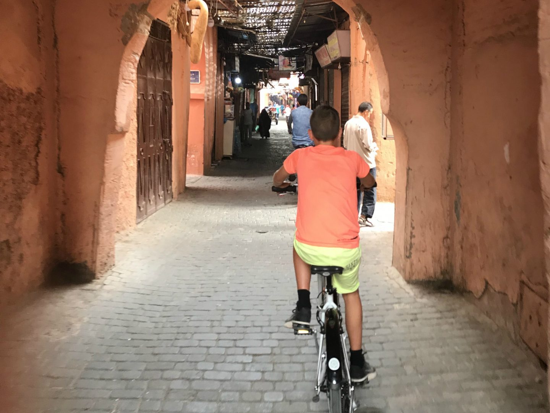 Radtour Marrakesch