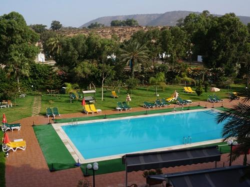 Agadir Strand: Hotelpool in Agadir
