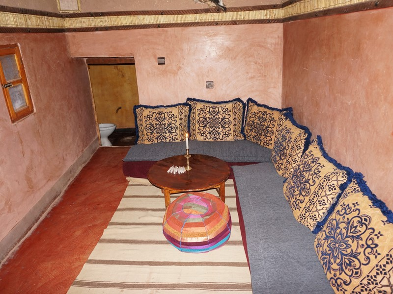 Hotel Kasbah in Ait Benhaddo