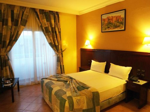 Agadir Strand: Hotelzimmer Agadir Marokko Familienreise
