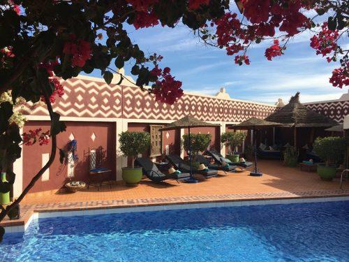 Pool Hotel Ouarzazate