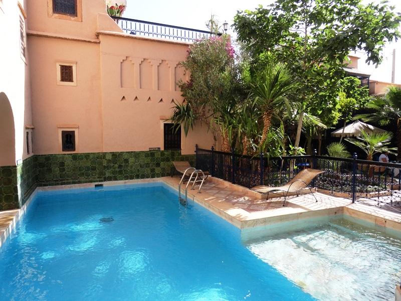 Pool Komfort Hotel Ouarzazate