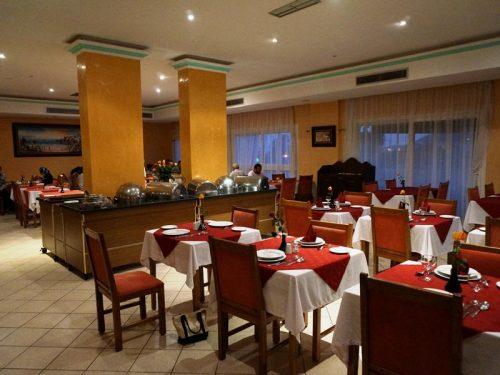 Agadir Strand: Frühstück Agadir Hotel