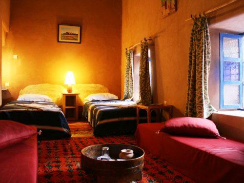 Familienzimmer Ait Benhaddou Hotel