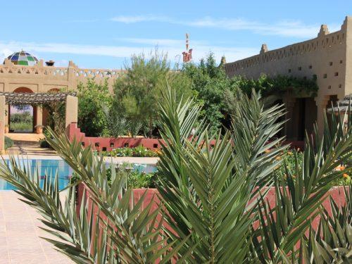Hotel Errachidia Familienreise Marokko