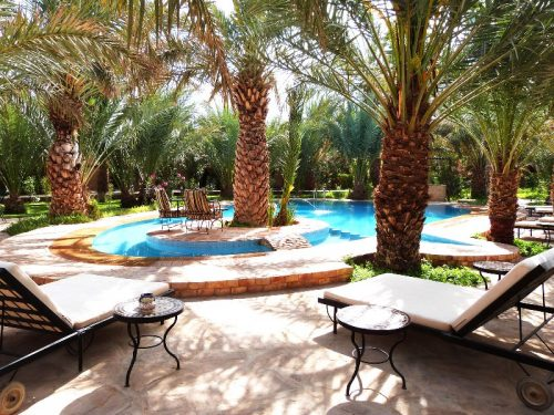 Pool Hotel Erfoud
