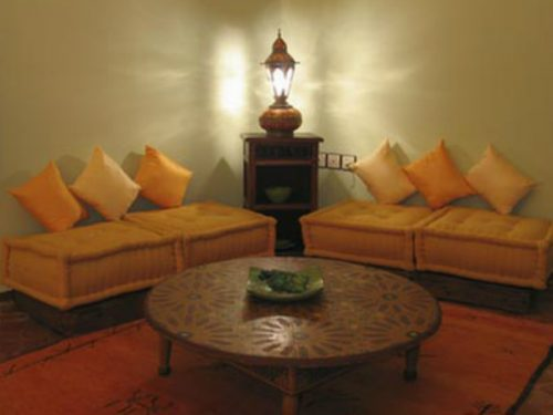 Städte in Marokko Meknes Riad Hotel