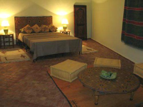 Städte in Marokko Meknes Riad Hotelzimmer Marokko