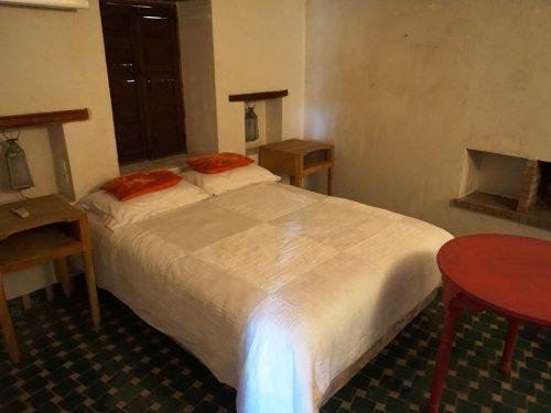 Städte in Marokko Hotelzimmer Riad Rabat
